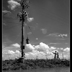 Điện về nông thôn